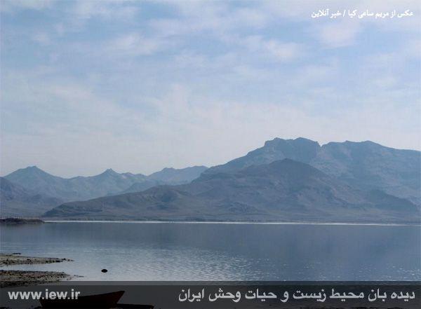 941221 daryache 3 به گفته عکسی از آخرین اوضاع دریاچه ارومیه در اسفندماه  ۱۳۹۴