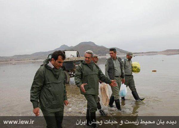 950123 daryache 5 دسترسی به جزایر دریاچه ارومیه بوسیله قایق میسر شد + تازه ترین و جدیدترین تصاویر دریاچه